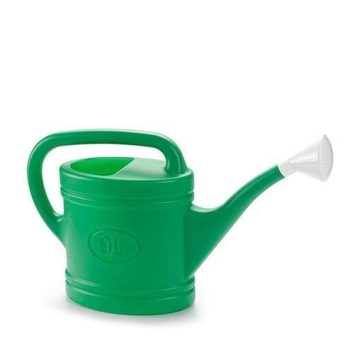 CABLEPELADO Regadera plastico 9 Litros Verde