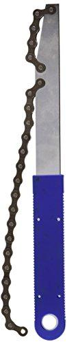 Silverline 241065 Fouet à chaîne Vitesse 7, 8, 9 et 10, Bleu