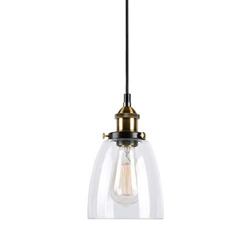 Lámparas de Techo Colgantes Cristal Marca Huahan Haituo