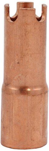 Hot Max 23092 5/8-Inch Spotweld Tweco Style MIG Nozzle, Standard