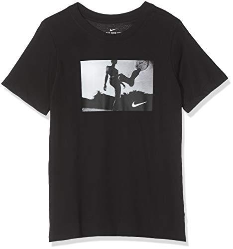 ADIDAS Performance bambini tempo libero T-shirt must have badge of SPORT SHIRT BLU