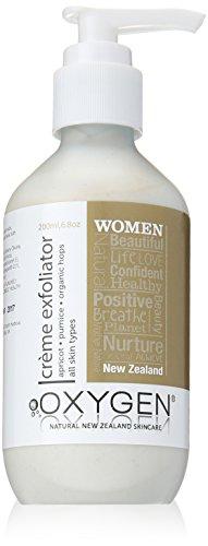 Oxygen Skincare Women Grosshandel Packung mit 6 Stück: Crème Exfoliator Normale Haut/Mischhaut, 1er Pack (1 x 1 Stück)