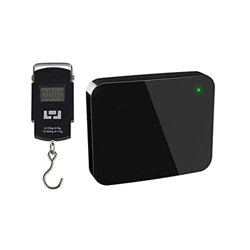 SDLSH Balances électroniques 1 pcs 50kg 0.02LB Bagage Bagage Balance de Pesage, 1 PCS Bluetooth 5.0 Récepteur de Musique 30 Broches Adaptateur Audio Balance de Cuisine