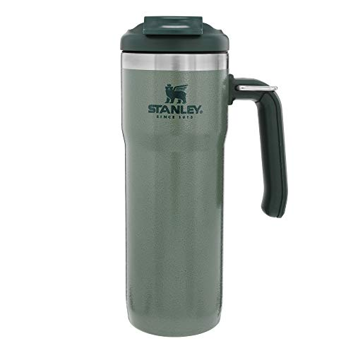 Stanley Twinlock Travel Mug w/ Steel Loop $13.00 (amazon.com)