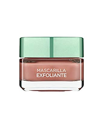 L'Oreal Paris Dermo Expertise - Arcillas puras mascarilla purificante, color rojo - total 50 ml