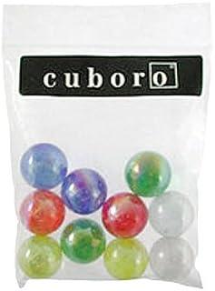 キュボロ (cuboro) ビー玉10個