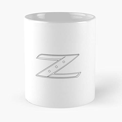 Ni-ssan Z Logo Classic Mug Best Gift Ceramic 11oz Coffee Mugs