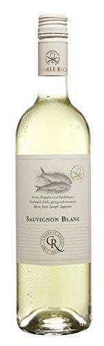 6x 0,75l - 2018er - Cramele Recas - Sauvignon Blanc - Rumänien - Weißwein trocken