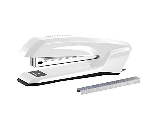 Bostitch Ascend 3 in 1 Stapler with Integrated Remover & Staple Storage, 420 Staples Included, 20 Sheet Capacity