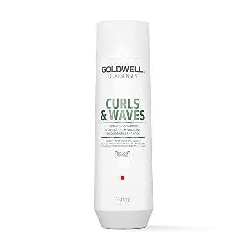 Goldwell Dualsenses Curls & Waves Hydrating Shampoo - für lockiges und gewelltes Haar, 250 ml