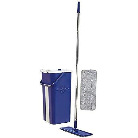BEST DIRECT Starlyf AUTOCLEAN MOP - Le système lave-sol auto nettoyant, auto séchant - un balai à microfibres et un seau à deux compartiments.