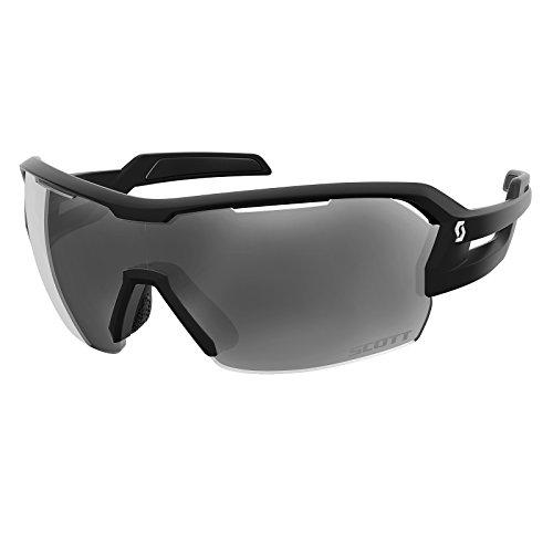 Scott Spur Fahrrad Wechselscheiben Brille schwarz/grau
