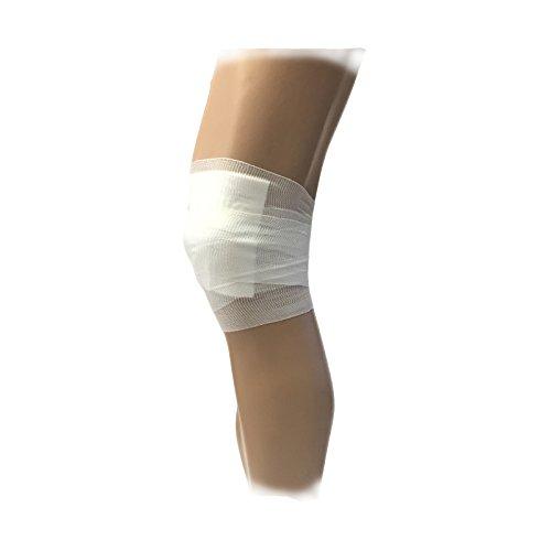 10x Medium qualicare Premium FIRSTAID steril Medical Saugkissen Bandage Wundauflagen