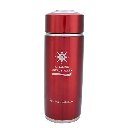 Alkaline Waterfles Nano Balance Bio-energie Lonizer Cup Kolf Dubbele filterkern voor Verbetert de immuniteit in uw…