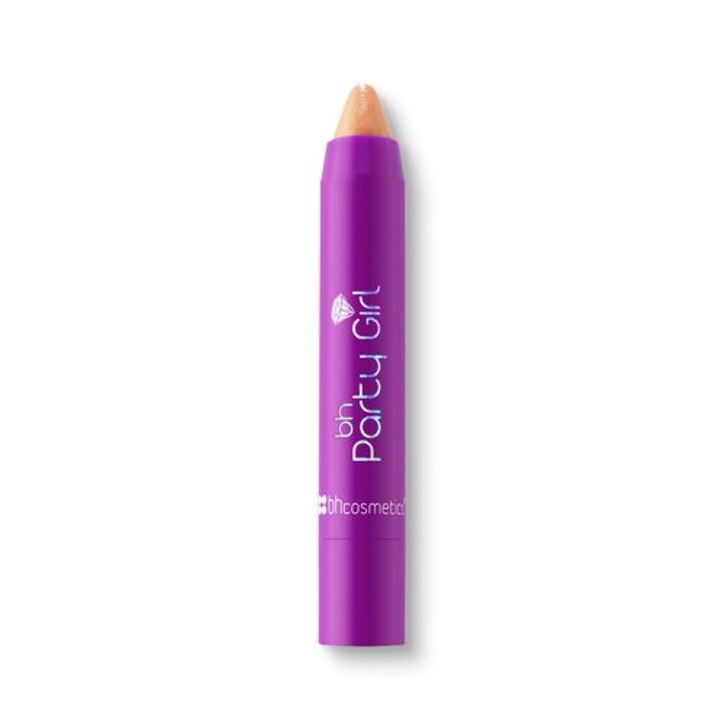 類人猿懐エスカレーター(3 Pack) BH Cosmetics Party Girl Twist Moisturizing Balm Stick - Rendezvous (並行輸入品)