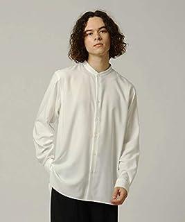 [ ティーケー タケオキクチ ] カジュアルシャツ TRバンドカラーシャツ 17089101 メンズ