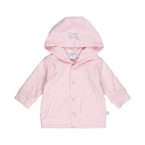 Feetje Baby-Mädchen Jacke mit Kapuze 'All of me', rosa 74, Farbe:Rosa, Größe:50