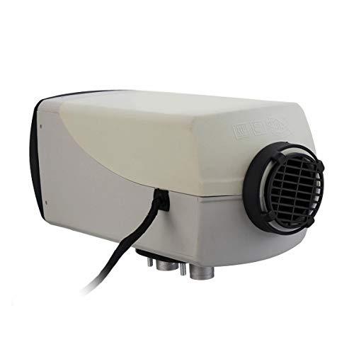 GNY Calentador de Coche Calentador de estacionamiento de Aire Diesel 12V 8KW con Control de Control LCD de Control distante para automóvil RV Trailer Truck Boat Calentador de Coche portátil