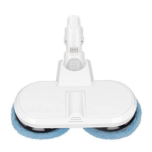 ZRNG Máquina de Limpieza de la Cabeza del Cepillo eléctrico Ajuste for Xiaomi Dream V8 / V9 / V9B / V10 / V11 Piezas de aspiradora La instalación es Simple y fácil de Usar. (Color : White)