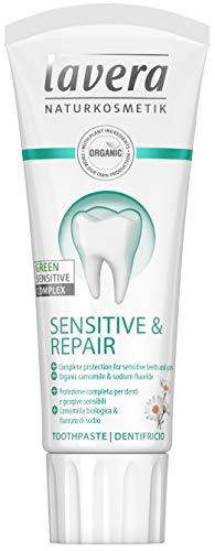 Lavera Organic Toothpaste Sensitive & Repair 2.5floz