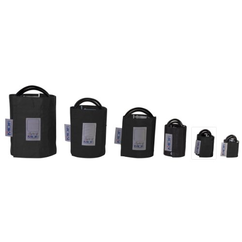 MDF® Infantil - Doble tubo Manguito sin látex presión