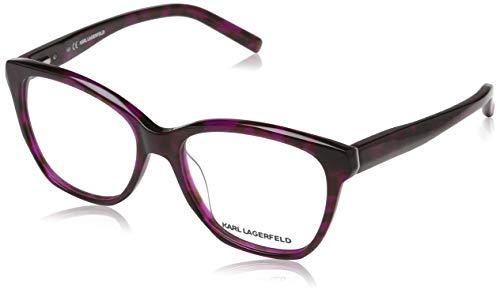 Karl Lagerfeld Brillengestelle KL8510145216140 Rechteckig Brillengestelle 52, Mehrfarbig
