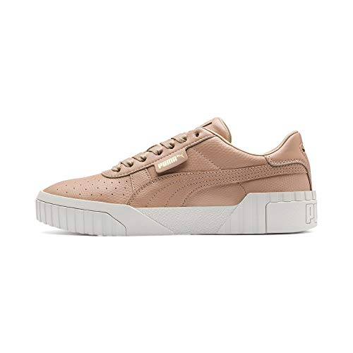 PUMA Damen Cali Emboss WN's' Sneaker, (Nougat 05), 38 EU