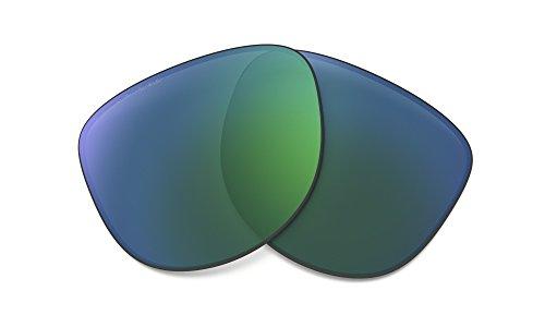 Oakley RL-SLIVER-ROUND-14 Lentes de reemplazo para gafas de sol, Multicolor, 55 Unisex Adulto