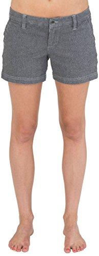 Burton Short pour Femme WMN Mid Short, Femme, Shorts WMN Mid Short, Monument Heather
