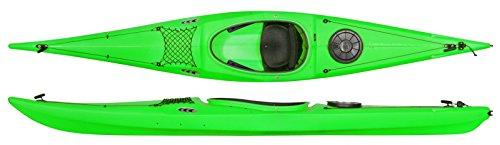Prijon Seayak Junior PRO - Kayak infantil, verde, estándar