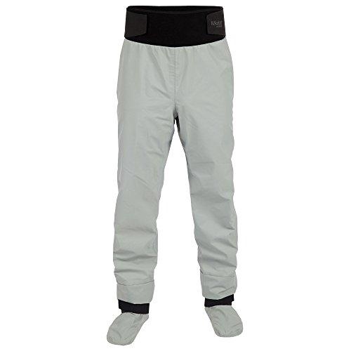 Kokatat Men's Hydrus Tempest Pants w/Socks-LightGray-L