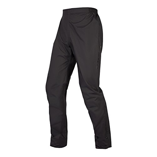 Endura Urban Luminite imperméable de Cyclisme pour Homme Pantalon, Homme, Anthracite, X-Large