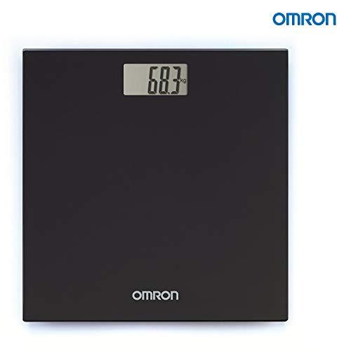 Omron HN289 Digitale Personenwaage, schwarz