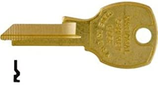 CompX National CompX National D4291 Replacement Key Blanks (50 Pack) D4291