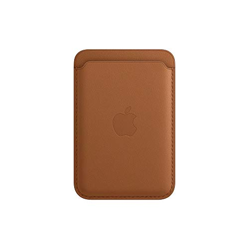 Apple Leather Wallet with MagSaf...