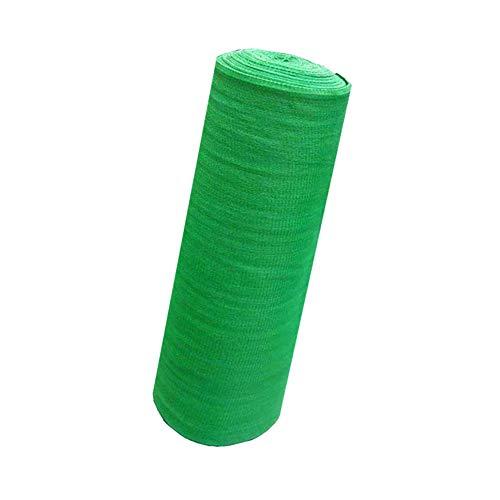 YXX-Filet d'ombrage Tissu vert d'ombre de tissu de petit pain pour la pelouse de patio de plantes, 80% de filet d'ombre de Sunblock formant le filet résistant UV pour le jardin (Size : 2mx100m)