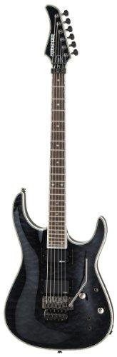 Fernandes Revolver Elite 2008 - Guitarra eléctrica (incluye maletín), color negro