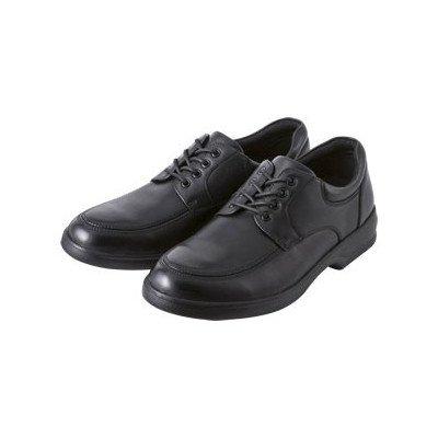 [ドクターアッシー] スニーカー (1009) メンズ 4E ビジネス カジュアル 通勤 シューズ 靴 25.0cm ブラック