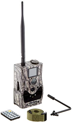 Berger + Schröter SG880MK14M/HD MMS GPRS Wildkamera 14 MP HD, camo, M