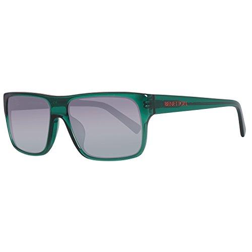United Colors of Benetton BE903S02 Gafas de sol, Blue, 58 para Hombre