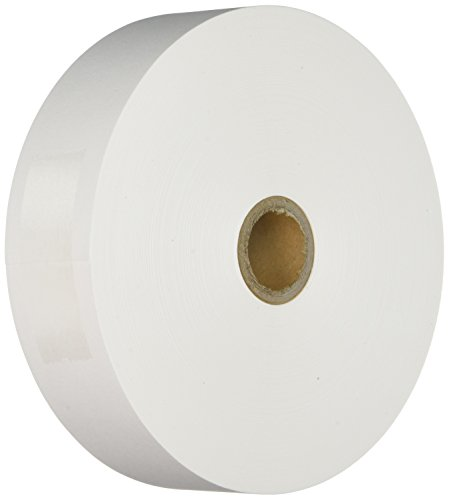 GE Whatman 3001-652 Cellulose Chromatografie Papier Rol, 100M Lengte x 4cm Breedte, 14psi Dry Burst, 130mm/30min Flow Rate, Grade 1