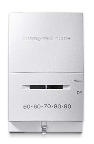 Honeywell Home CT53K1006/E1 CT53K Non-Programmable Thermostat, White