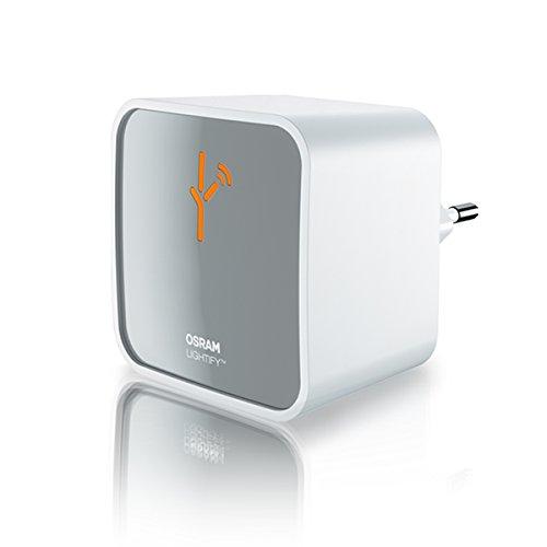 Osram Lightify Gateway Home- Controller zur Fernsteuerung, Als Remote- Schnittstelle für alle Lightify- Produkte, Kompatibel mit Alexa