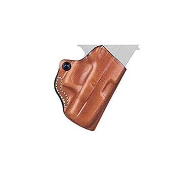 DeSantis Mini Scabbard Holster for S&W M&P Shield Gun Right Hand Tan