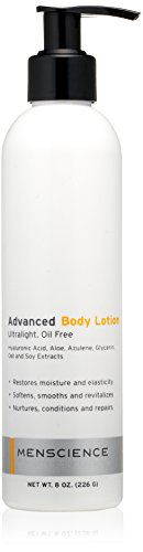 MenScience Androceuticals Advanced Body Lotion, 8 oz.