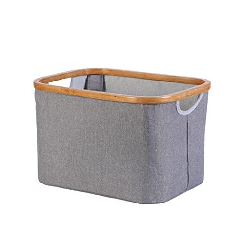 JJZXT Canasta de Almacenamiento de Escritorio Caja de Almacenamiento de Juguetes, Caja de Almacenamiento de Libros de cosméticos Caja de Almacenamiento Caja de papelería