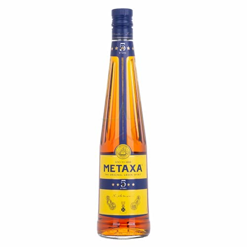 Metaxa 5 Stars 38,00% 0,70 Liter