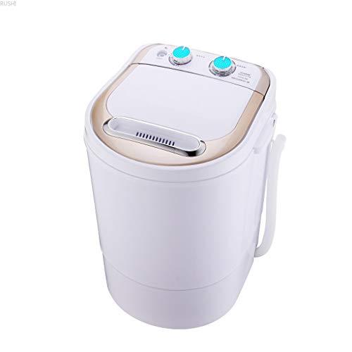 Hjd Washing Machine Mini Lavadora Semi-automática máquina de Secado rápido Calcetines con Lavadora automática Lavadora y Secadora Washing Machine
