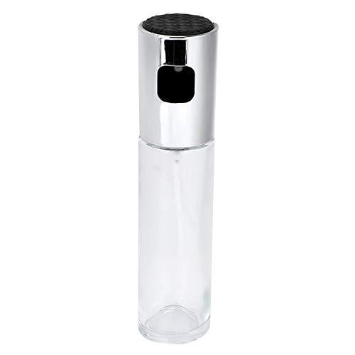 DERCLIVE Hogar de Vidrio de Aceite de Oliva Pulverizador Dispensador de Aceite Botella Bomba de Cocina Barbacoa Herramientas de Cocina