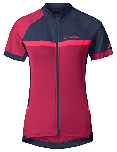 VAUDE Damen Trikot Women's Pro Tricot II, crimson red, 38, 404779770380
